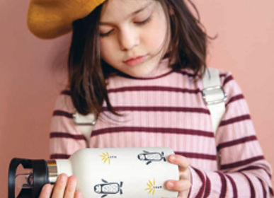 Kids accessories - Stainless Steel Thermos Bottle - FRESK