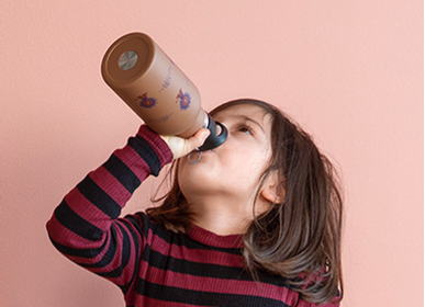 Accessoires enfants - Gourde thermos en acier inoxydable - FRESK