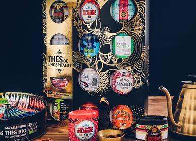 Café et thé - Collection de thés de l'hospitalité bio - TERRE D'OC