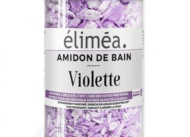 Beauty products - Amidon de bain Violette - ÉLIMÉA