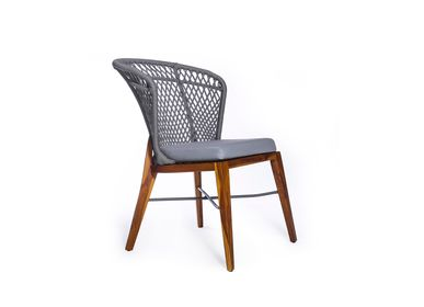 Lawn chairs - LUNA CHAIR ROPE - MODALLE