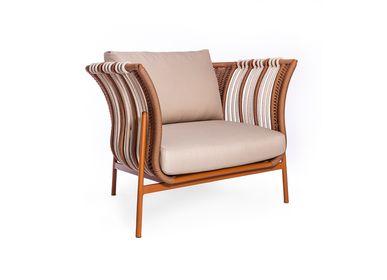 Lawn armchairs - CAPLIN ARMCHAIR - MODALLE