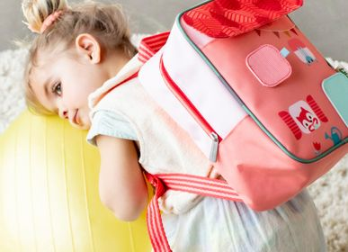 Bags and backpacks - FOREST HOUSE BACKPACK - LILLIPUTIENS