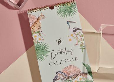 Papeterie - Calendrier d'anniversaire - CREATIVE LAB AMSTERDAM