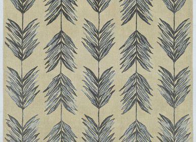Tapis contemporains - Tapis touffeté à la main naturel et luxueux Cross My Palms - OBEETEE