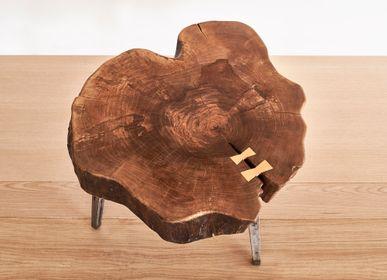 Tables basses - table  de salon - VAN DEN HEEDE-FURNITURE-ART-DESIGN