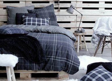 Bed linens - Parure Cross - LEFEBVRE TEXTILE