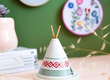 Decorative objects - INCENSE BURNERS - FISURA