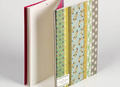 Stationery - Carnet Twins - ALIBABETTE EDITIONS