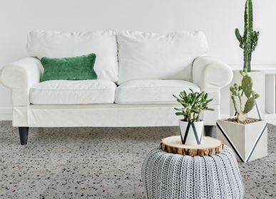 Indoor floor coverings - TERRAZZO - CARODECO CARREAUX CIMENT, TERRAZZO ETC...