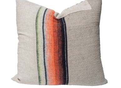 Fabric cushions - TEX CUSHION - BED AND PHILOSOPHY