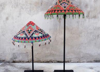 Objets de décoration - Chapeau en perles Lampung - NYAMAN GALLERY BALI