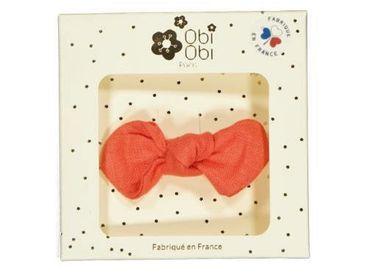 Accessoires cheveux - Barette nœud Betsy  - OBI OBI