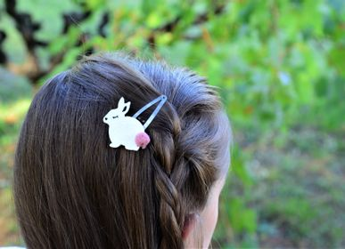 Accessoires cheveux - Barrettes animaux/végétaux - OBI OBI