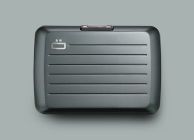 Petite maroquinerie - SMART CASE V2 - Fermoir métal - ÖGON DESIGN