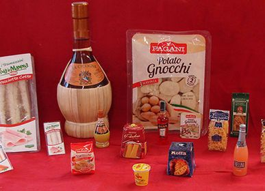 Meubles de cuisines - MINIATURE MAGNETIQUES - ALBO TRADE SRL ITALY