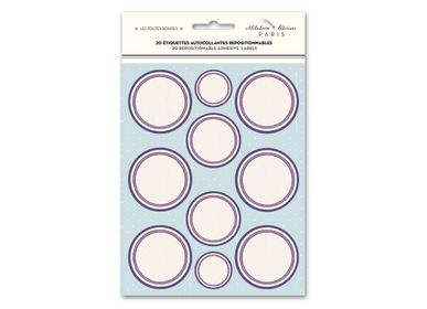 Stationery - Étiquettes - ALIBABETTE EDITIONS