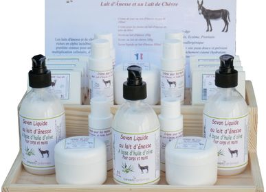 Beauty products - Spirulina soaps, Goat's milk soaps, Donkey's milk soaps - CEVEN'AROMES HUILE ESSENTIELLE