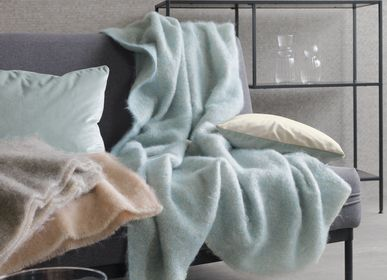 Throw blankets - Island Mohair Blanket - EAGLE PRODUCTS