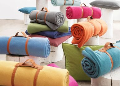 Throw blankets - Tony Fleece Blanket - EAGLE PRODUCTS