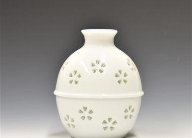Mugs - Suishyobori (crystal carving) Sake bottle  - YOULA SELECTION