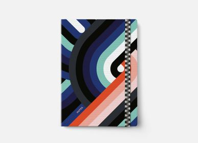 Stationery - The A5 Canvas Notebooks x Quo Vadis - PAPIER TIGRE