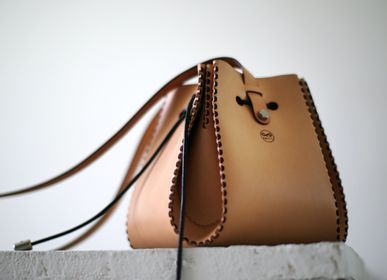 Leather goods - Studio Smoll_Dumpling_DIY Leather Shouder & Hand bag - FRESH TAIWAN