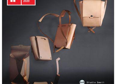 Leather goods - Studio Smoll_Nerdy Mini_DIY Leather Backpack & Messenger Bag - FRESH TAIWAN