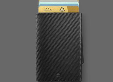 Leather goods - CASCADE SLIM Automatic Wallet - ÖGON DESIGN