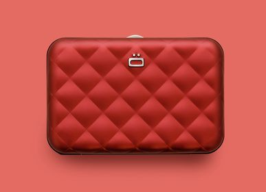 Leather goods - LADY CASE - Aluminium card holder - ÖGON DESIGN
