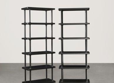 Bookshelves - RONDA BOOKCASE - XVL HOME COLLECTION