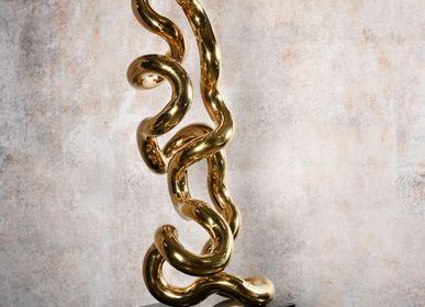 Sculptures, statuettes and miniatures - Tubular Sculpture N°1 - UPAGURU