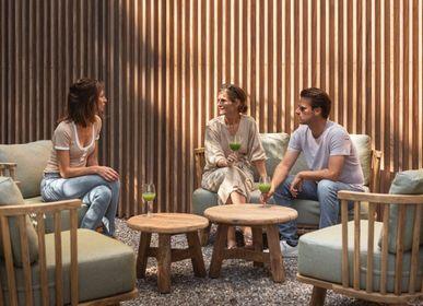 Canapés de jardin - casablanca lounge set - GESCOVA