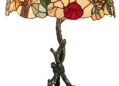 Table lamps - 16639+AG711 LAMPE TIFFANY - ARTISTAR
