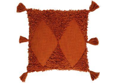 Cushions - Paz cotton cushion 45x45 cm AX71182 - ANDREA HOUSE