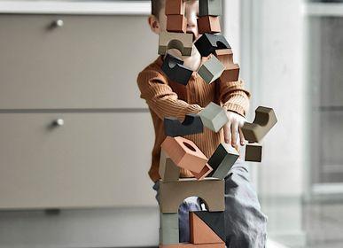Tapis contemporains - Bloc de construction en mousse - STEMPELS ET CO