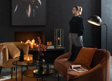 Decorative objects - Cognac Masculin - J-LINE BY JOLIPA