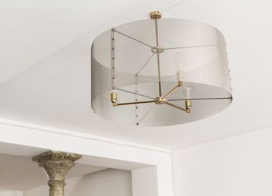 Hanging lights - Trapenard chandelier - MARINE BREYNAERT