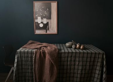 Bed linens - Highlands Bed Linen - LE MONDE SAUVAGE BEATRICE LAVAL