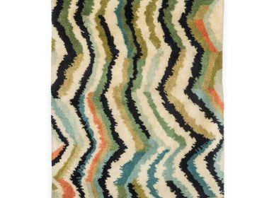Design carpets - Barefoot Rug - LE MONDE SAUVAGE BEATRICE LAVAL
