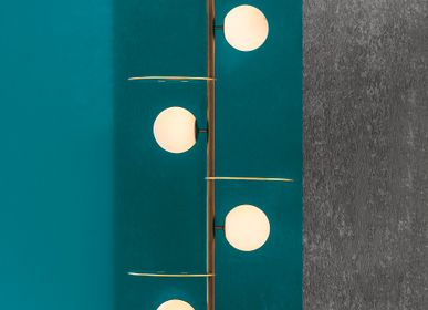 Objets design - Lustre «Collection Bouton» - VENZON LIGHTING & OBJECTS
