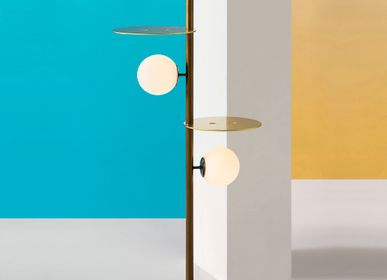Objets design - Lampadaire «Button Collection» - VENZON LIGHTING & OBJECTS
