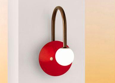 Objets design - Applique murale «Button Collection» - VENZON LIGHTING & OBJECTS