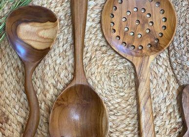 Cutlery set - Teak wood kitchen - BY ROOM