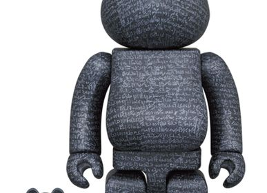 Sculptures, statuettes and miniatures - Bearbrick British Museum - The Rosetta Stone - ARTOYZ