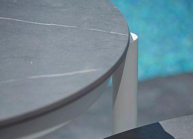 Tables de jardin - Table basse OUTLINE dim.110 céramique - SIFAS