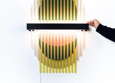 Design objects - Lamina Light - Sunrise - TRANSNATURAL
