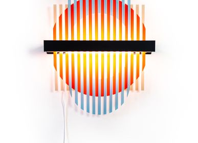 Design objects - Lamina Light - Halo - TRANSNATURAL