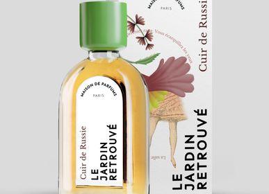 Fragrance for women & men - Cuir de Russie Grand Flacon 50ml - LE JARDIN RETROUVÉ