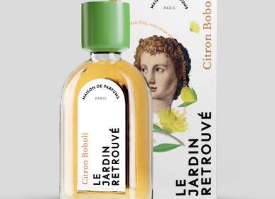 Fragrance for women & men - Citron Boboli Grand Flacon 50ml - LE JARDIN RETROUVÉ